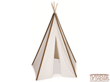 Giant Cotton Canvas 8' Tee Pee - Pacific Play Tent - Playhouse of Dreams  - 4