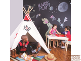 Southwest Cotton Canvas Tee Pee - Pacific Play Tent - Playhouse of Dreams  - 4