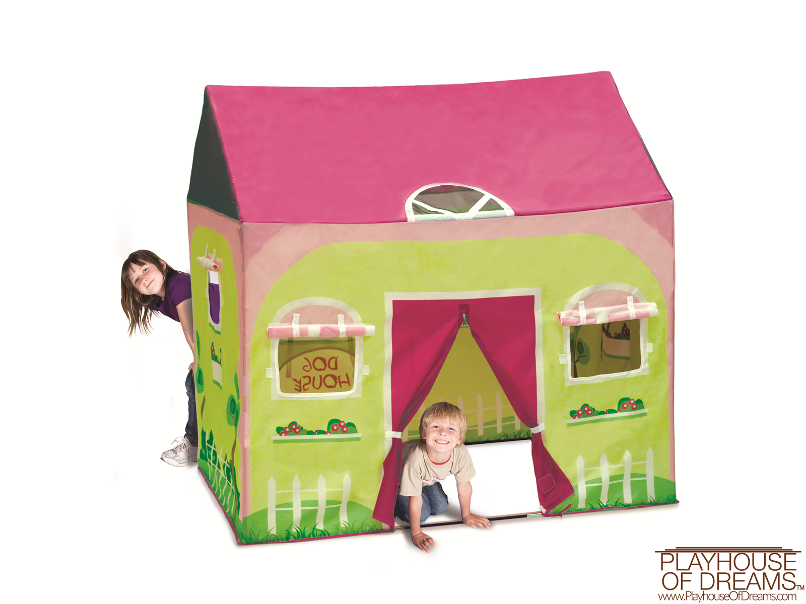 Cottage Play House - Pacific Play Tent - Playhouse of Dreams  - 1