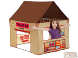 Grocery Theater Tent - Pacific Play Tent - Playhouse of Dreams  - 3