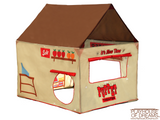 Grocery Theater Tent - Pacific Play Tent - Playhouse of Dreams  - 10