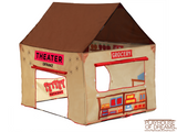 Grocery Theater Tent - Pacific Play Tent - Playhouse of Dreams  - 9