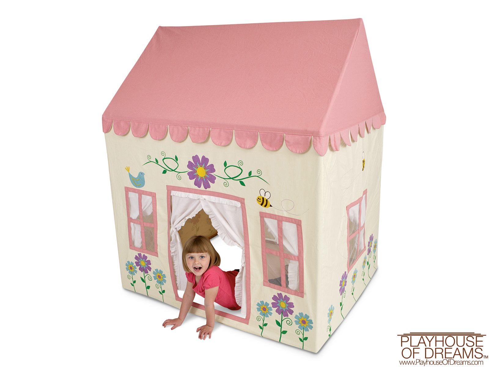 My Secret Garden Playhouse - Pacific Play Tent - Playhouse of Dreams - 1 ...  sc 1 st  Playhouse of Dreams & My Secret Garden Playhouse - Buy Online - Pacific Play Tent ...