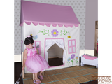 My Secret Garden Playhouse - Pacific Play Tent - Playhouse of Dreams  - 4