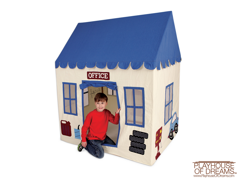 My 1st Garage Play House - Pacific Play Tent - Playhouse of Dreams  - 1