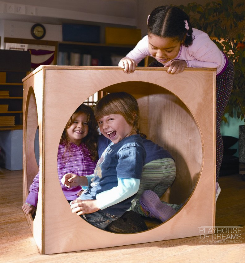 Play House Cube - Playhouse of Dreams  - 1