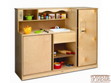 Preschool Kitchen Combo - Playhouse of Dreams  - 1