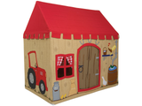 Win Green Handmade Cotton Barn Playhouse - Playhouse of Dreams  - 1