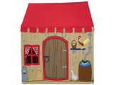 Win Green Handmade Cotton Barn Playhouse - Playhouse of Dreams  - 2