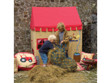 Win Green Handmade Cotton Barn Playhouse - Playhouse of Dreams  - 4