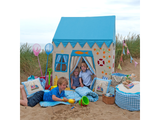 Win Green Handmade Cotton Beach House Playhouse - Playhouse of Dreams  - 4