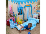 Win Green Handmade Cotton Beach House Playhouse - Playhouse of Dreams  - 6