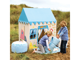 Win Green Handmade Cotton Beach House Playhouse - Playhouse of Dreams  - 9
