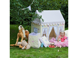Win Green Handmade Cotton Butterfly Cottage Playhouse - Playhouse of Dreams  - 4