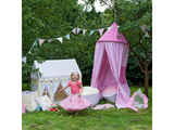 Win Green Handmade Cotton Butterfly Cottage Playhouse - Playhouse of Dreams  - 13