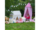 Win Green Handmade Cotton Butterfly Cottage Playhouse - Playhouse of Dreams  - 14