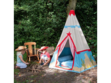 Win Green Handmade Cotton Cowboy Wigwam Playhouse - Playhouse of Dreams  - 4
