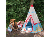 Win Green Handmade Cotton Cowboy Wigwam Playhouse - Playhouse of Dreams  - 5