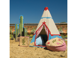 Win Green Handmade Cotton Cowboy Wigwam Playhouse - Playhouse of Dreams  - 3