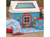 Win Green Handmade Cotton Garage Cottage Playhouse - Playhouse of Dreams  - 4