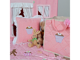 Win Green Handmade Cotton Gingerbread Playhouse - Playhouse of Dreams  - 12