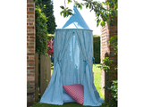 Win Green Handmade Cotton Hanging Tent - Playhouse of Dreams  - 8