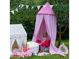 Win Green Handmade Cotton Hanging Tent - Playhouse of Dreams  - 9