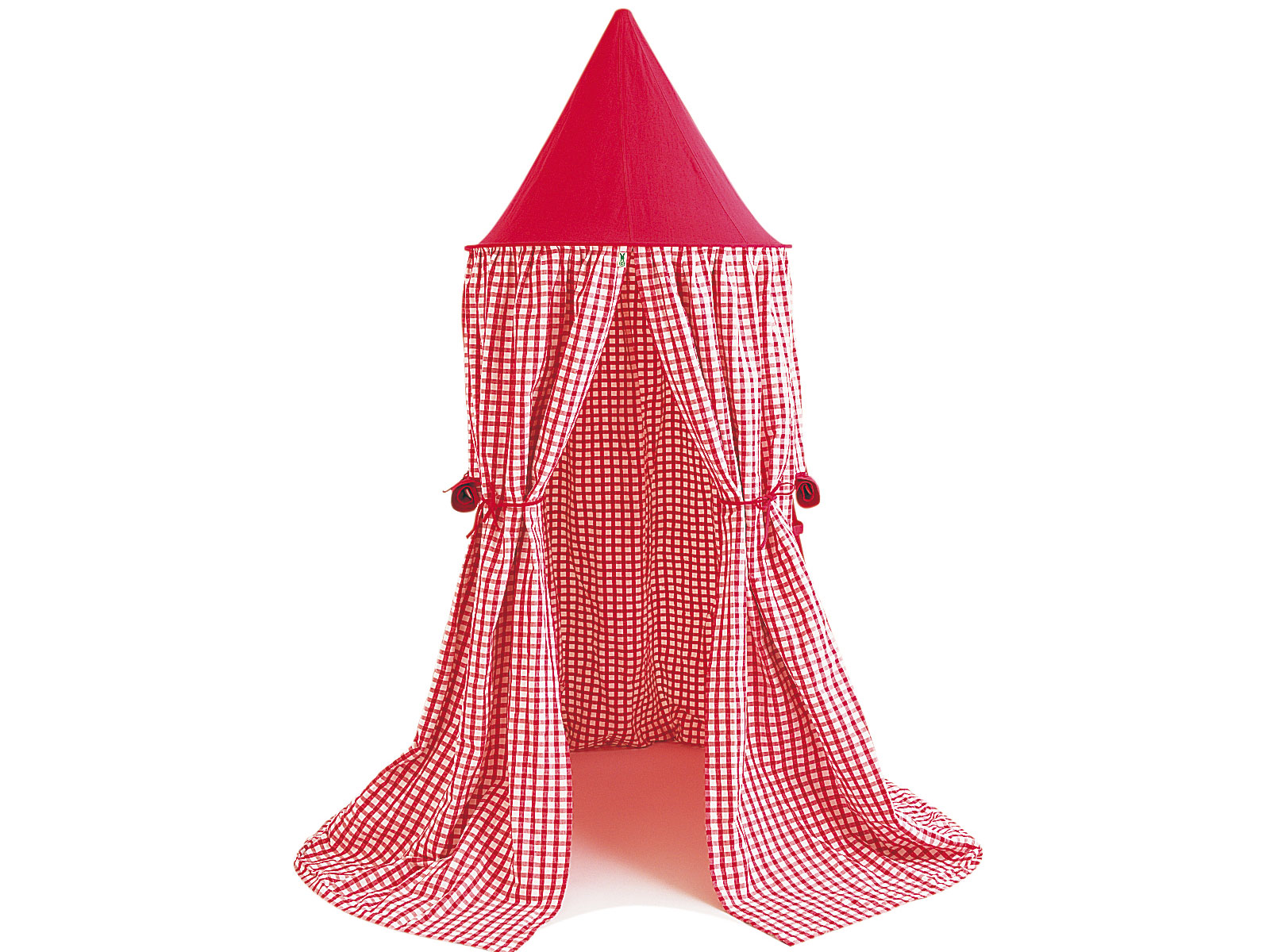 Win Green Handmade Cotton Hanging Tent - Playhouse of Dreams  - 1