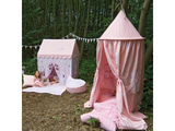 Win Green Handmade Cotton Hanging Tent - Playhouse of Dreams  - 10