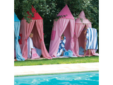 Win Green Handmade Cotton Hanging Tent - Playhouse of Dreams  - 6
