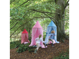 Win Green Handmade Cotton Hanging Tent - Playhouse of Dreams  - 7