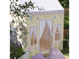 Win Green Handmade Cotton Butterfly Cottage Playhouse - Playhouse of Dreams  - 2