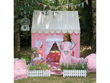 Win Green Handmade Cotton Gingerbread Playhouse - Playhouse of Dreams  - 3