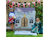 Win Green Handmade Cotton Knight's Castle Playhouse - Playhouse of Dreams  - 2