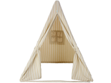 Win Green Handmade Cotton Multi-Stripe Wigwam Playhouse - Playhouse of Dreams  - 7
