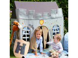 Win Green Handmade Cotton Knight's Castle Playhouse - Playhouse of Dreams  - 3