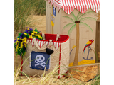 Win Green Handmade Cotton Pirate Shack Playhouse - Playhouse of Dreams  - 3
