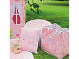 Win Green Handmade Cotton Princess Castle Playhouse - Playhouse of Dreams  - 7