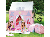Win Green Handmade Cotton Princess Castle Playhouse - Playhouse of Dreams  - 11