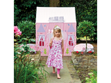 Win Green Handmade Cotton Princess Castle Playhouse - Playhouse of Dreams  - 3