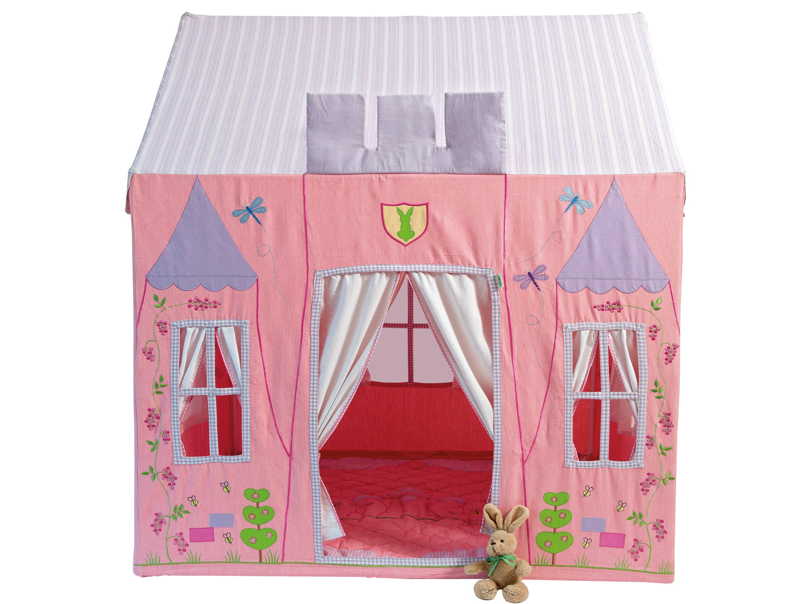 Win Green Handmade Cotton Princess Castle Playhouse - Playhouse of Dreams  - 1