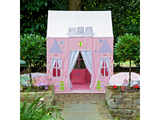 Win Green Handmade Cotton Princess Castle Playhouse - Playhouse of Dreams  - 5