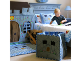 Win Green Handmade Cotton Knight's Castle Playhouse - Playhouse of Dreams  - 5