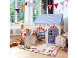 Win Green Handmade Cotton Toy Shop Playhouse - Playhouse of Dreams  - 4