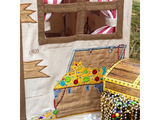 Win Green Handmade Cotton Pirate Shack Playhouse - Playhouse of Dreams  - 4