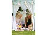 Win Green Handmade Cotton Pavilion - Playhouse of Dreams  - 5