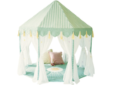 Win Green Handmade Cotton Pavilion - Playhouse of Dreams  - 2
