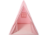 Win Green Handmade Cotton Multi-Stripe Wigwam Playhouse - Playhouse of Dreams  - 5