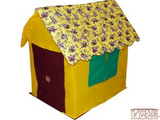 Bazoongi Kid's Cottages Going Bananas Monkey - Playhouse of Dreams  - 2
