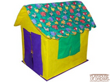 Bazoongi Kid's Cottages Stuffed Animal Roof - Playhouse of Dreams  - 3